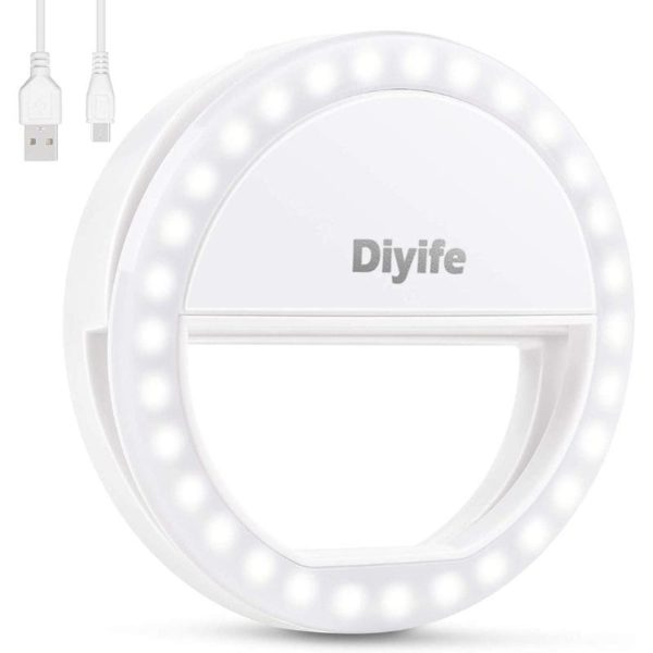 Mini ring light